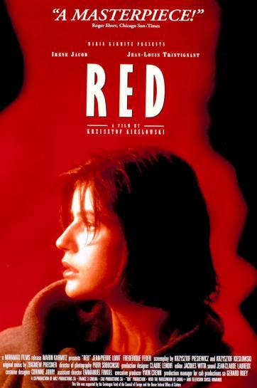 سه رنگ : قرمز