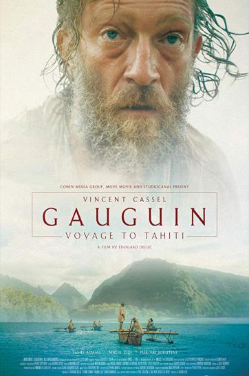 گوگن - سفر به تاهیتی