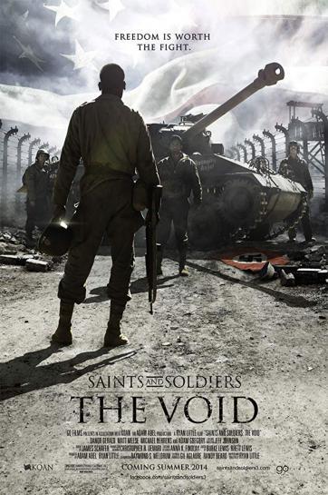 قدیسین و سربازان: ابطال
