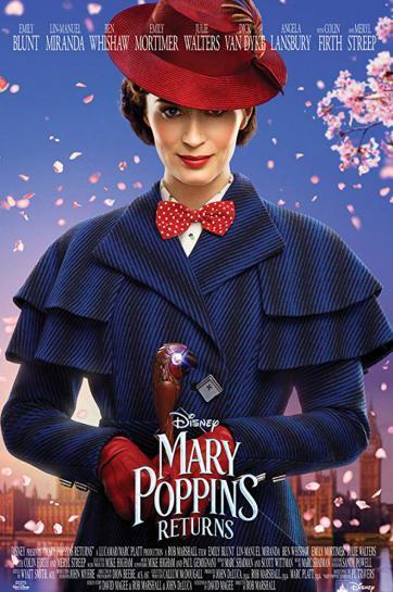 مری پاپینز باز میگردد