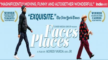 تریلر فیلم چهره ها مکان ها