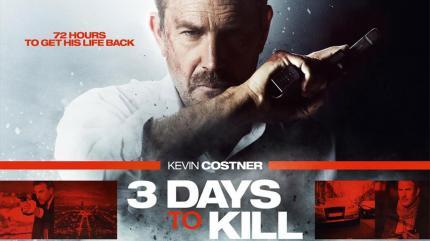 تریلر فیلم 3 روز برای کشتن