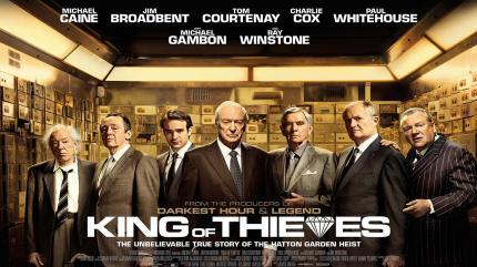 تریلر فیلم پادشاه دزدان