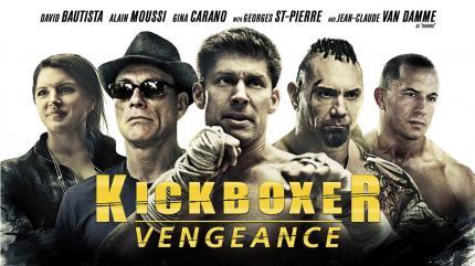 کیک بوکسر: انتقام