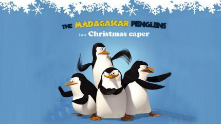 تریلر فیلم پنگوئنهای ماداگاسکار در شادی کریسمس