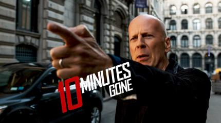 تریلر فیلم ده دقیقه تمام شد
