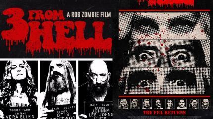 تریلر فیلم ترسناک سه نفر از جهنم