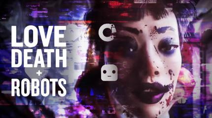 تریلر سریال عشق، مرگ و روباتها