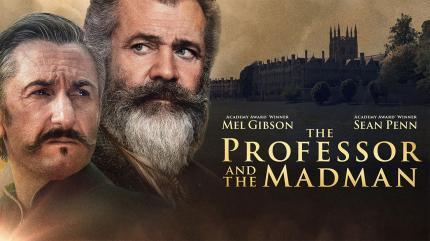 تریلر فیلم پروفسور و مرد دیوانه