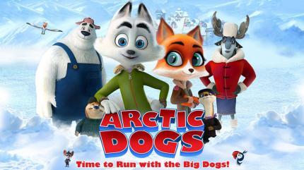 تریلر انیمیشن سگهای قطبی