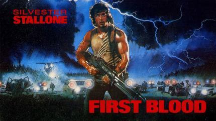 رمبو : اولین خون