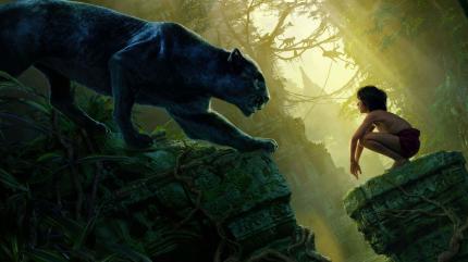 تریلر فیلم کتاب جنگل با دوبله اختصاصی فارسی
