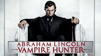 آبراهام لینکلن : شکارچی خون آشام