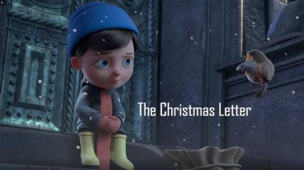 تریلر انیمیشن نامه کریسمس
