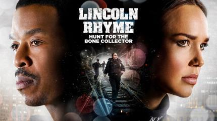 لینکلن رایم : شکار برای کلکسیونر استخوان