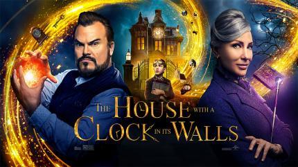 خانه ای با یک ساعت داخل دیوارهایش