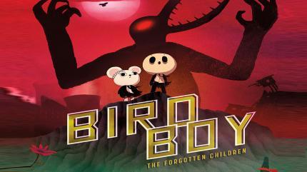پسر پرنده: بچه های گمشده