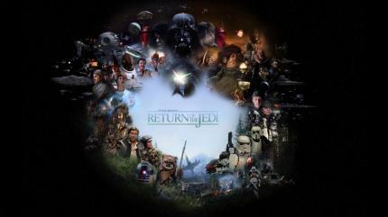 جنگ ستارگان 6 : بازگشت جدای