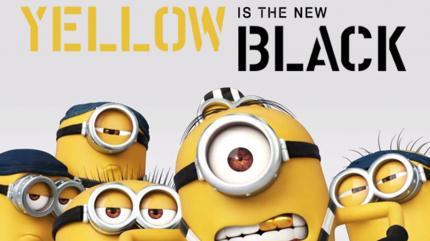 زرد سیاه جدید است