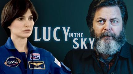 تریلر فیلم لوسی در آسمان با بازی ناتالی پورتمن