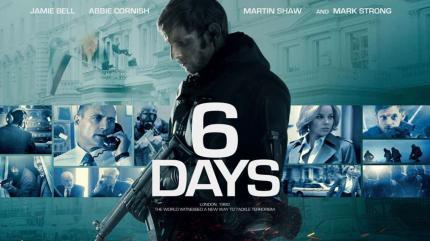 تریلر فیلم 6 روز